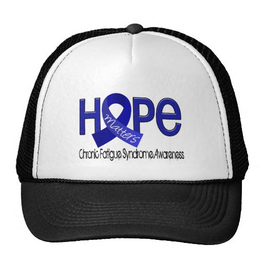 Hope Matters 2 CFS Chronic Fatigue Syndrome Hat