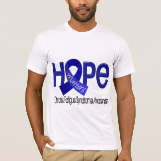 Hope Matters 2 CFS Chronic Fatigue Syndrome T-Shirt
