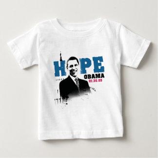 Hope Obama 01-20-09 Tee Shirts