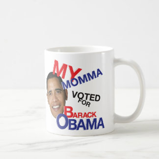 HOPE =OBAMA BASIC WHITE MUG
