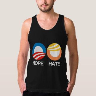 HOPE (Obama) vs. HATE (Trump) Singlet