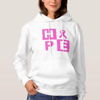 Hope Pink Ribon Hoodie