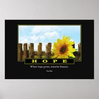 Hope Poster: Elna Rae Poster