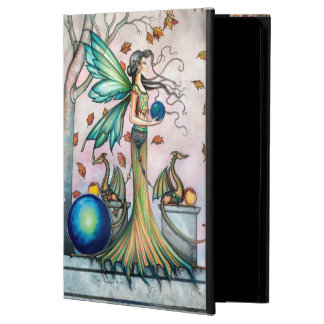 Hope Stones Fairy and Dragon Fantasy Art iPad Air Case