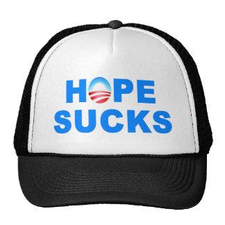 Hope Sucks Obama Hats