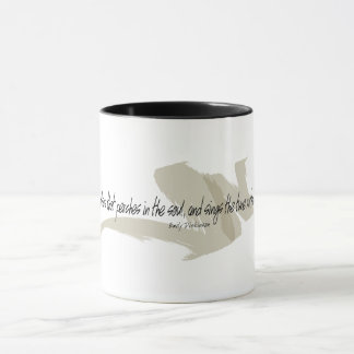 Hope, The Thing With Feathers Mug