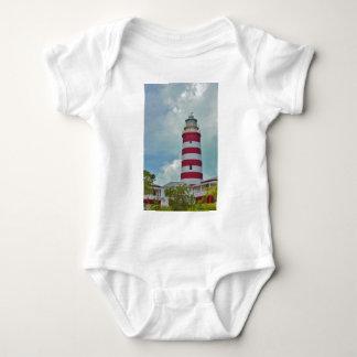 Hope Town Lighthouse Baby Bodysuit