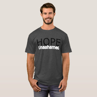Hope Unashamed T-Shirt