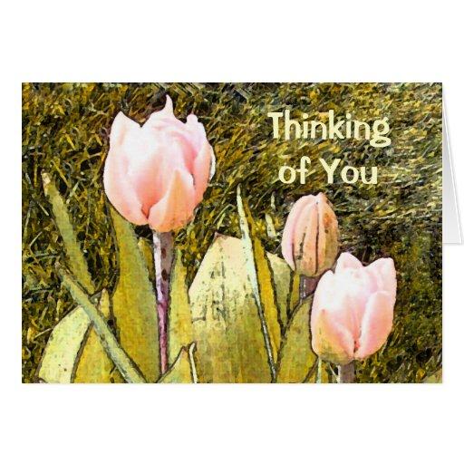 Hope you feel better soon card