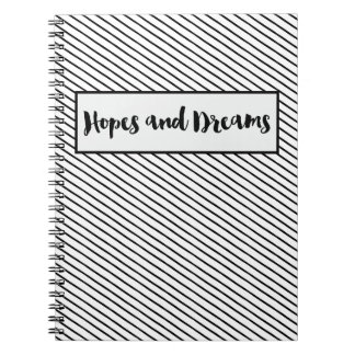 Hopes and Dreams Journal Notebooks