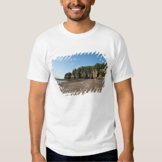Hopewell Rocks and The Ocean Tidal Exploration Tee Shirts