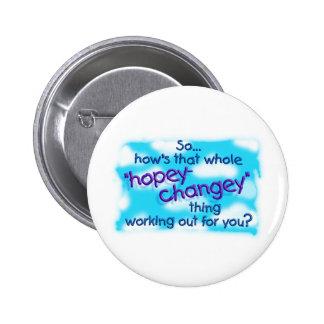 hopeychgy 6 cm round badge