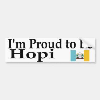 Hopi Bumper Sticker