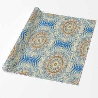 Hopi Mandala.... Wrapping Paper