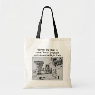 Hopi support bags