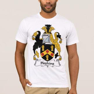 Hopkins Family Crest T-Shirt