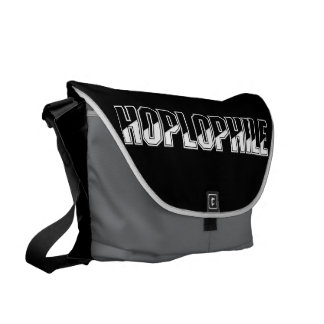 Hoplophile - Messenger Bag