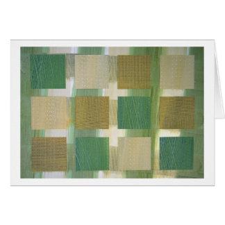 Hopper Grasses Greeting Card