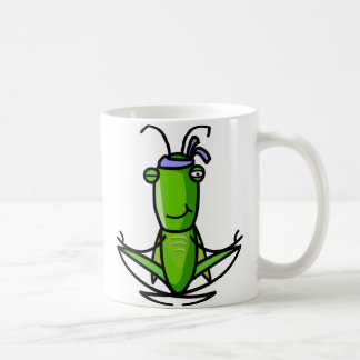 hopper_meditating_Mug Coffee Mug