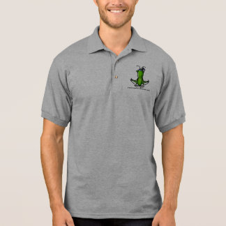 hopper_meditating_Polo Shirt