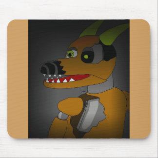 Hopper the Dragon Mousepad