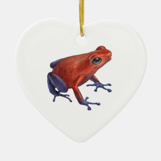 Hopping Limited Ceramic Ornament