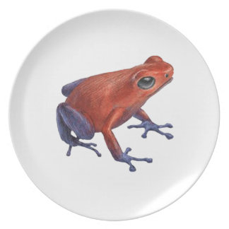 Hopping Limited Plate