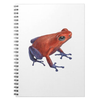 Hopping Limited Spiral Notebook