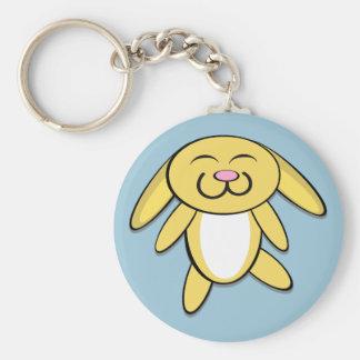 Hoppy Bunny Key Chains