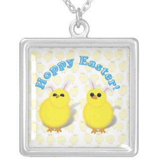 HOPPY EASTER!  Baby Chicks w/Bunny Ears Custom Jewelry