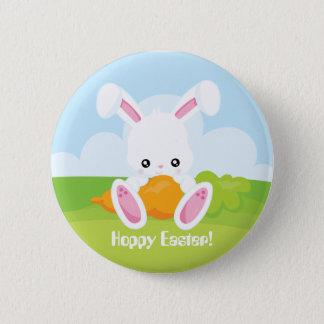 Hoppy Easter Holiday fun party button