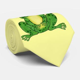 """Hoppy Frog"" Tie"
