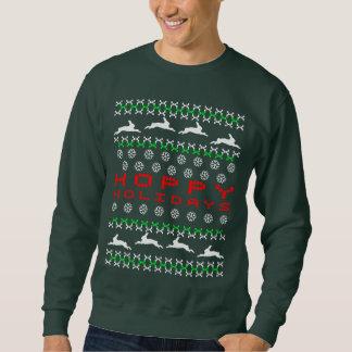 Hoppy Holidays Sweatshirt