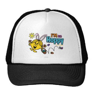 Hoppy Little Miss Sunshine Trucker Hat