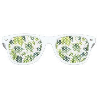Hops, Beer Wedding Favor Retro Sunglasses