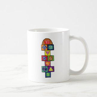 Hopscotch Coffee Mug