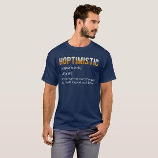 Hoptimistic Definition T-Shirt