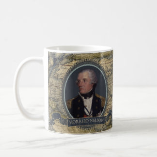 Horatio Nelson Historical Mug