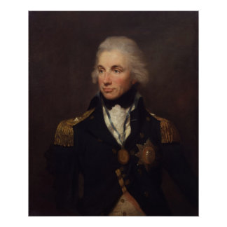 Horatio Nelson Poster