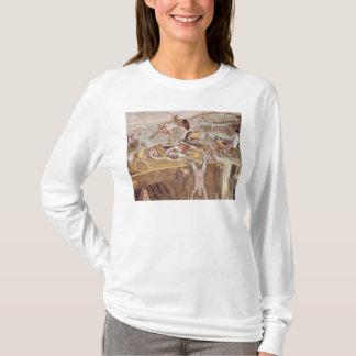 Horatius Cocles on the Sublician Bridge T-Shirt