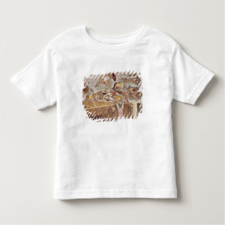 Horatius Cocles on the Sublician Bridge Toddler T-Shirt