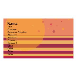 horizon business card