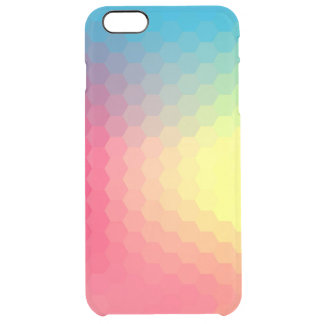 Horizon Comb Clear iPhone 6 Plus Case
