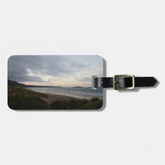 Horizon of Gower Beach Luggage Tag