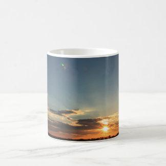Horizon Sunset Coffee Mug