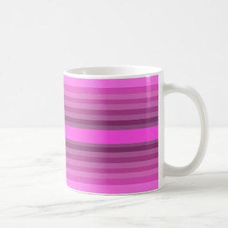 Horizontal Striped Mug