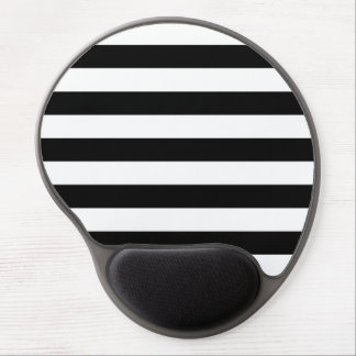 Horizontal Stripes Gel Mousepad