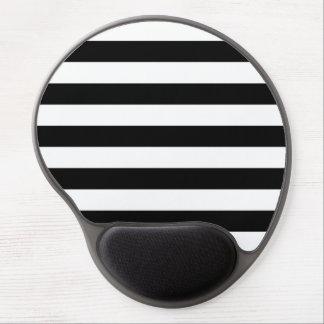 Horizontal Stripes Gel Mousepad