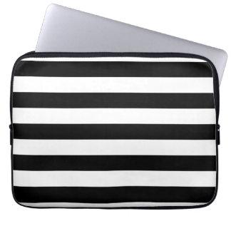 Horizontal Stripes Neoprene Laptop Sleeve 13 inch