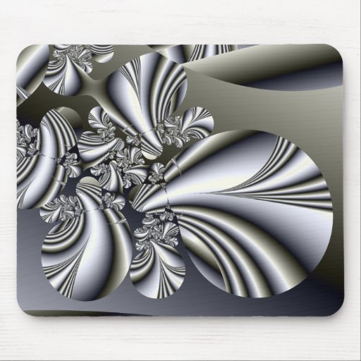 Horn Concerto Fractal Mouse Pad